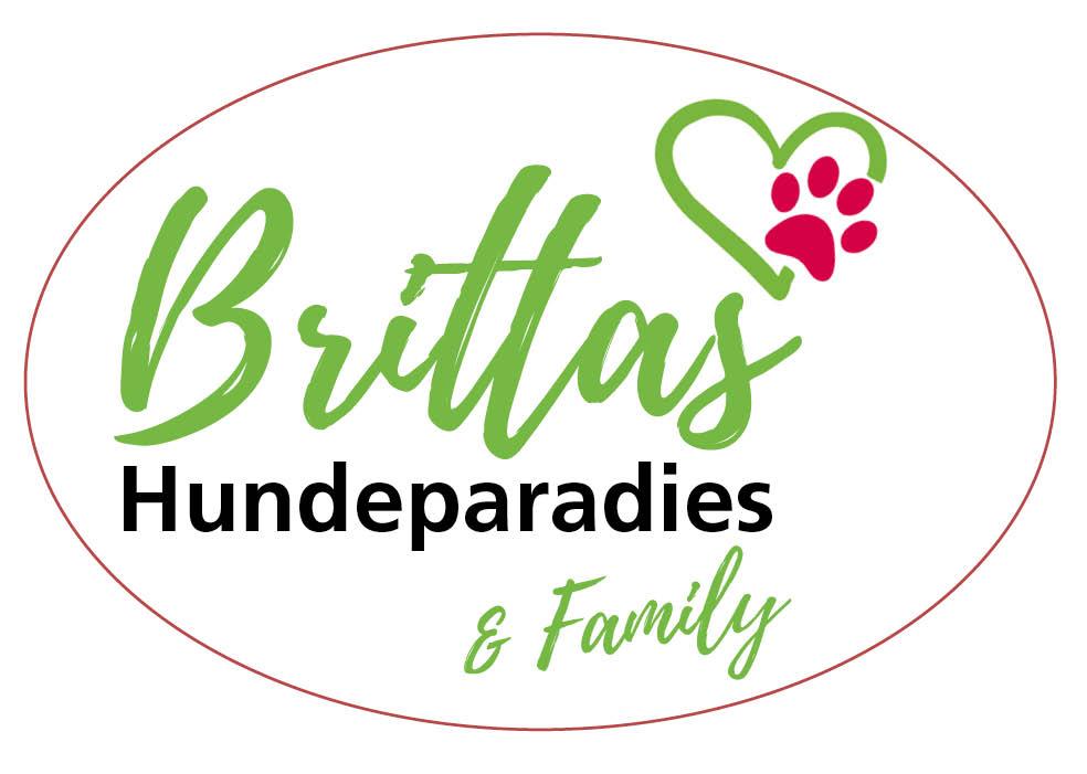 Logo Brittas Hundeparadies & Family